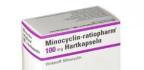 Minocyklin - příbalový leták