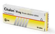 Citalon, alternativní zbraň na deprese