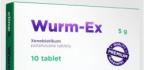 Wurm-Ex naodčervení lidského těla